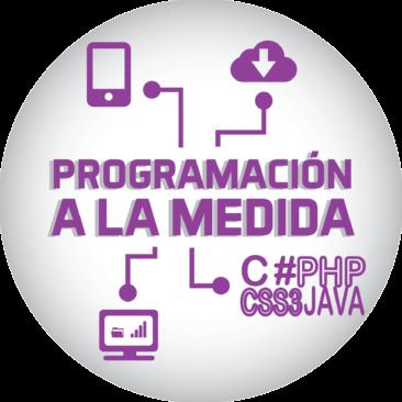Programación en C#, HTML, SQL, páginas web